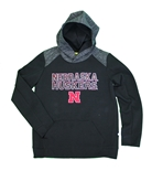 Youth Engage Performance Huskers Hoodie