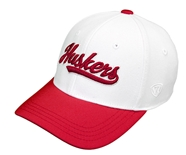 Youth Huskers Infielder Hat