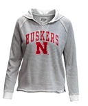 Youth Huskers Sugar Pie Terry Hoodie