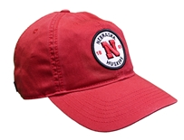 Youth Nebraska Huskers Twill Hat