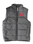 Youth Nebraska Taylor Puffy Vest