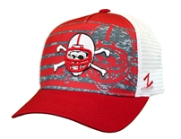 Youth Red N White Blackshirts Cap