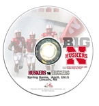 2015 Spring Game on DVD