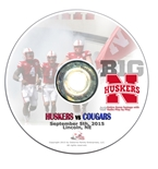 2015 Nebraska vs BYU DVD