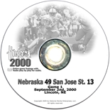 2000 Nebraska Vs San Jose
