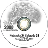 2000 Nu Vs. Colorado Dvd