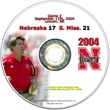 2004 Dvd Southern Mississippi