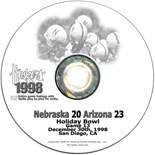 1998 Holiday Bowl vs. Arizona