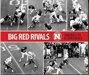 BIG RED RIVALS BOOK