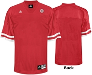 Child Adidas Red Customized Jersey