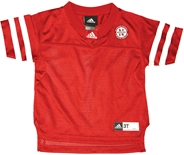 Toddler Adidas Red Customized Jersey