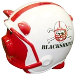 Blackshirts Piggy Bank