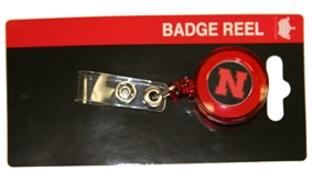 NEBRASKA BADGE REEL
