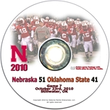 2010 Oklahoma State on DVD