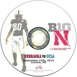 2013 Nebraska vs UCLA DVD