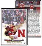 2013 Nebraska vs Northwestern DVD