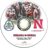 2013 NEBRASKA VS GEORGIA DVD