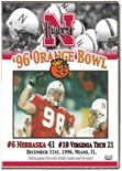 1996 Orange Bowl vs Virginia Tech Hokies