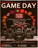 Osborne Final Big XII Game Day Program